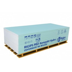 RIGIPS PRO HYDRO 12.5MM