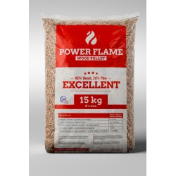 Din Plus hout pellets excellent 15kg